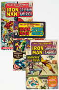 Silver Age (1956-1969):Superhero, Tales of Suspense Group of 19 (Marvel, 1965-68) Condition: AverageVG/FN.... (Total: 19 Comic Books)