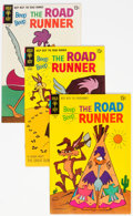 Bronze Age (1970-1979):Cartoon Character, Beep Beep, the Road Runner File Copies Group of 11 (Gold Key, 1969-78) Condition: Average NM-.... (Total: 11 Comic Books)