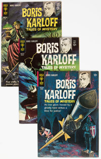 Boris Karloff Tales of Mystery File Copies Group of 31 (Gold Key, 1963-79) Condition: VF/NM.... (Total: 31 Comic Books)