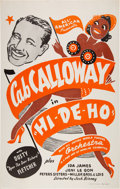 Miscellaneous:Movie Posters, Hi De Ho (All-American, 1947)....