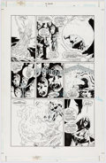 Original Comic Art:Panel Pages, Ryan Sook and Mark Propst The Spectre #3 Story Page 10Original Art (DC, 2001)....