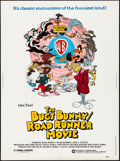 """Movie Posters:Animation, The Bugs Bunny/Road Runner Movie (Warner Brothers, 1979) Rolled, Very Fine-. Poster (30"""" X 40""""). Chuck Jones Artwork. Animat..."""