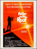 "Movie Posters:Musical, Fiddler on the Roof (United Artists, R-1979) Rolled, Very Fine-.Poster (30"" X 40""). Musical.. ..."