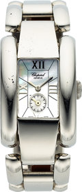 Timepieces:Wristwatch, Chopard, La Strada Ladies, Stainless Steel, Quartz, Ref. 4...