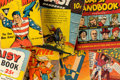 Golden Age (1938-1955):Miscellaneous, Golden Age Mini-Comics Group of 7 (Various Publishers, 1940s-50s) Condition: Average VG.... (Total: 7 Comic Books)