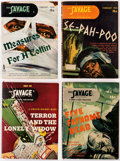 Pulps:Adventure, Doc Savage Group of 12 (Street & Smith, 1946) Condition: Average FN.... (Total: 12 Items)
