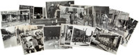 Press Photographs (20) of Rioting and Looting in Chicago in the Wake of the Assassination of Martin Luther King, Jr