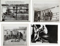 Photography:Official Photos, Martin Luther King, Jr. Assassination Press Photographs (4). ...