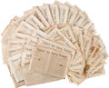 Miscellaneous:Newspaper, [Newspaper]. 41 Issues of the National Anti-SlaveryStandard....