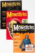 Magazines:Horror, Famous Monsters of Filmland #1-87 Complete Run Box Lot (Warren, 1958-71) Condition: Average VG....
