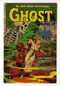 Golden Age (1938-1955):Horror, Ghost #10 (Fiction House, 1954) Condition: FN+....