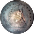 Proof Seated Dollars, 1872 $1 PR64 PCGS....