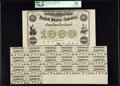 $1000 Loan of 1860 5% Coupon Bond Hessler X123c Remainder PCGS About New 50