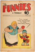 Platinum Age (1897-1937):Miscellaneous, The Funnies #31 (Dell, 1930) Condition: VG+....