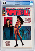 Magazines:Horror, Vampirella #34 (Warren, 1974) CGC NM 9.4 Off-white to white pages....
