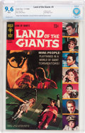 Silver Age (1956-1969):Miscellaneous, Land of the Giants #1 (Gold Key, 1968) CBCS NM+ 9.6 White pages....
