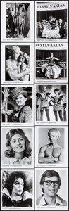 "Movie Posters:Rock and Roll, The Rocky Horror Picture Show (20th Century Fox, 1975). Very Fine-. Photos (25) (Approx. 8"" X 10""). Rock and Roll.. ... (Total: 25 Items)"