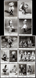 """Movie Posters:Animation, Mad Monster Party (Embassy, 1968). Very Fine. Photos (19) (Approx. 8"""" X 10""""). Animation.. ... (Total: 19 Items)"""