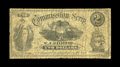 Pittsburgh, PA- W.J. Gilmore $2 Commission Scrip Undated Hoober UNL This commission scrip for this trunk and valise deal...