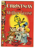 "Golden Age (1938-1955):Funny Animal, Four Color #201 Christmas with Mother Goose - Davis Crippen (""D""Copy) pedigree (Dell, 1948) Condition: FN+...."