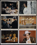 """Movie Posters:Drama, Some Came Running (MGM, 1959). Color Stills (2) (8"""" X 10""""). Drama. Starring Frank Sinatra, Dean Martin, Shirley MacLaine, Ma... (Total: 6 Items)"""