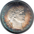 Proof Barber Quarters, 1898 25C PR67 Cameo NGC....