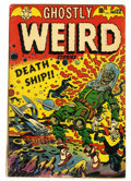 Golden Age (1938-1955):Horror, Ghostly Weird Stories #122 (Star, 1954) Condition: GD....