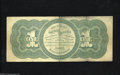 Fr. 17a $1 1862 Legal Tender Fine+.A few edge splits and nicks due to hard folding are exhibited on this otherwise attra...