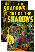 Golden Age (1938-1955):Horror, Out Of The Shadows #7 and 14 Group (Standard, 1953-54).... (Total:2 Comic Books)