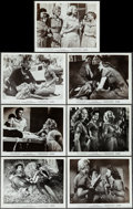 """Movie Posters:Bad Girl, Girls in Prison (American International, 1956). Very Fine-. Photos (19) (8"""" X 10""""). Bad Girl.. ... (Total: 19 Items)"""