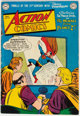 Action Comics #168 (DC, 1952) Condition: VG
