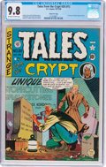 Golden Age (1938-1955):Horror, Tales From the Crypt #20 (#1) Gaines File Pedigree (EC, 1950) CGC NM/MT 9.8 Off-white to white pages....