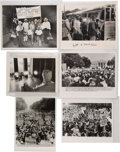 Photography:Official Photos, Press Photographs (6) March on Washington for Jobs and Freedom, 1963....