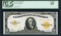 Large Size:Gold Certificates, Fr. 1173 $10 1922 Gold Certificate PCGS Very Fine 35.. ...