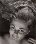 Photographs, Philippe Halsman (American, 1906-1979). Model, Paris, 1939. Gelatin silver, printed later. 11-5/8 x 9-1/2 inches (29.5 x...