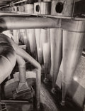 Photographs:Gelatin Silver, Gordon H. Coster (American, 1903-1988). Untitled (Industrial Abstraction). Gelatin silver. 9-1/2 x 7-1/2 inches (24.1 x ...
