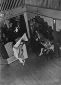 Photographs, Aaron Siskind (American, 1903-1991). Harlem, 1937. Gelatin silver, printed later. 11 x 7-7/8 inches (27.9 x 20.0 cm). Si...