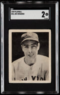Baseball Cards:Singles (1930-1939), 1939 Play Ball Joe DiMaggio #26 SGC Good 2....