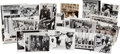 Photography:Official Photos, Press Photographs (32) of Civil Rights Demonstrations....