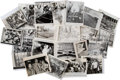 Photography:Official Photos, Newswire Press Photographs (23) of Attica Prison Riots....