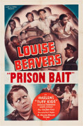 Miscellaneous:Movie Posters, Prison Bait (Million Dollar Pictures, 1939).... (Total: 0 Items)