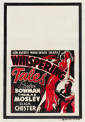 Miscellaneous:Movie Posters, Whispering Tales (Sack Amusement Ent...
