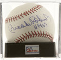 Autographs:Baseballs, Brooks Robinson Single Signed Baseball PSA Gem Mint 10. A perfectsingle from the perfect third baseman. Official Major Le...