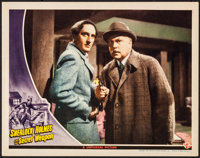 "Sherlock Holmes and the Secret Weapon (Universal, 1942). Very Fine. Lobby Card (11"" X 14""). Crime"