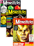 Magazines:Horror, Famous Monsters of Filmland Box Lot - White Mountain Pedigree (Warren, 1968-2013) Condition: Average FN/VF....
