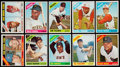 Baseball Cards:Sets, 1966 Topps Baseball Partial Set (520/598) With 14 High Numbers. ...
