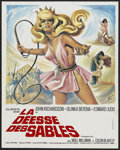 """Movie Posters:Adventure, The Vengeance of She (20th Century Fox, 1968). French Poster (17.5""""X 22""""). Adventure...."""