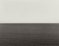 Photographs:Print, Hiroshi Sugimoto (Japanese, b. 1948). Time Exposed #301: Caribbean Sea Jamaica, 1980. Offset lithograph on paper. 9-1/2 ...