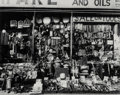 Photographs:Gelatin Silver, Berenice Abbott (American, 1898-1991). Hardware Store, 316-318 Bowery, New York, 1938. Gelatin silver, printed later. ...
