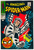 Silver Age (1956-1969):Superhero, The Amazing Spider-Man #58 (Marvel, 1968) Condition: VF+....